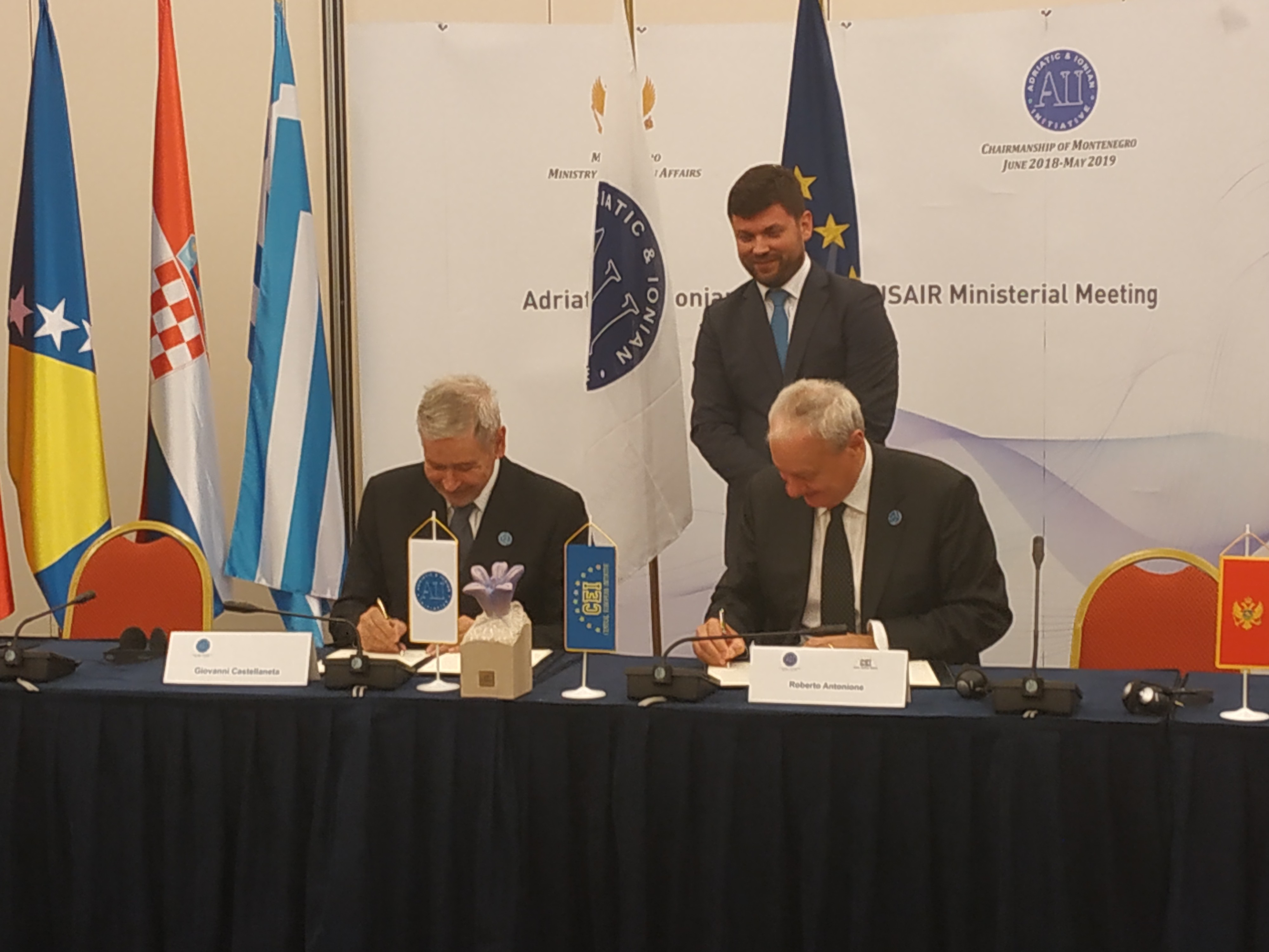 MEMORANDUM OF UNDERSTANDING BETWEEN AII AND CEI – BUDVA, MAY 8