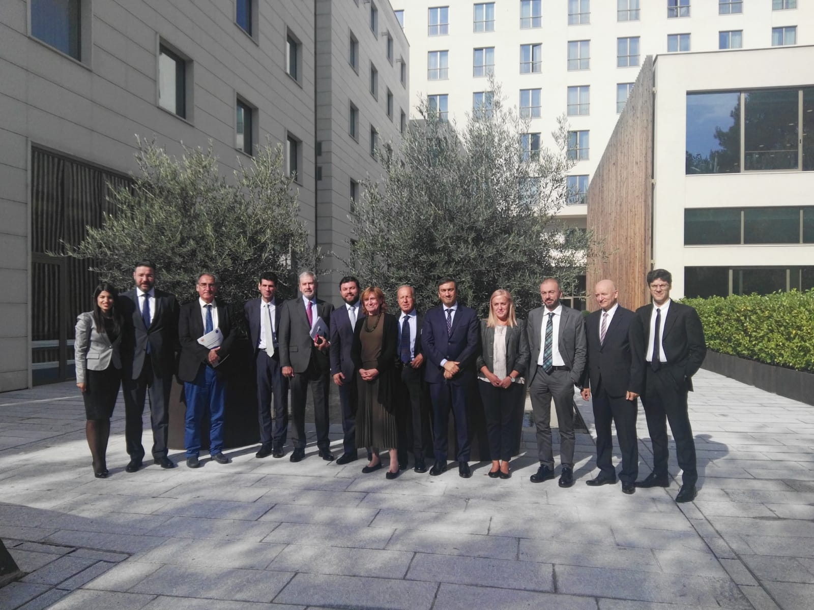AII COMMITTEE OF SENIOR OFFICIALS AND 8TH EUSAIR GOVERNING BOARD HELD IN PODGORICA - 3 OCTOBER 2018