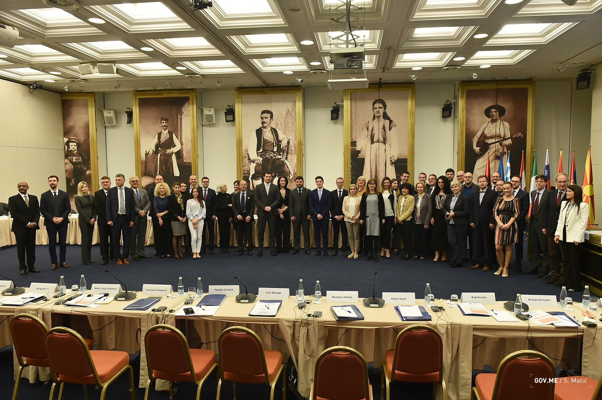 AII MINISTERIAL CONFERENCE ON STRENGTHENING THE REGIONAL AND ADRIATIC-IONIAN CROSS COOPERATION IN THE FIELD OF YOUTH – 4-5 APRIL, BUDVA