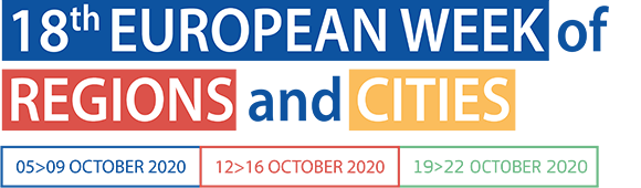 SAVE THE DATE - European Week of Regions and Cities OCTOBER 2020 (online)